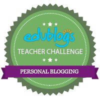 Personal Blogging Badge